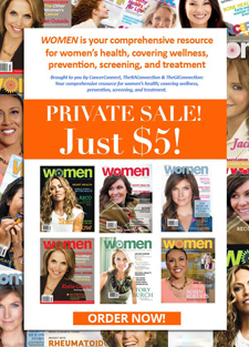 Women Magazine- Print and Web Subscription