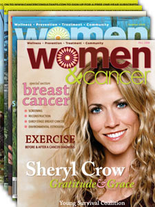 Women Magazine - Newsletter Offer